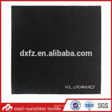 OEM Серебряный порошок Логотип Microfiber Lens ткань; Высокая Quanlity Солнцезащитные очки Ткань для очистки