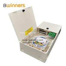 FTTH Mini Optical Terminal Junction Box 1X32 PLC Splitter