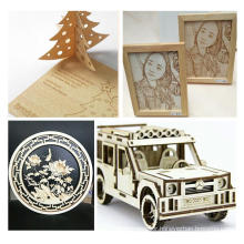 China factory 2mm wooden plywood cut laser cutting sizes shape,wood cutout,plywood figure craft decoration