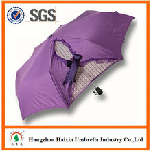 Special Print auto open and close umbrella with Logo