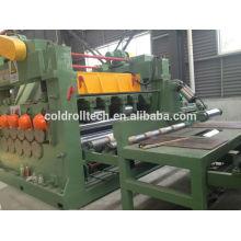 China bobina de acero de alta calidad 4-16mm nivelación y corte Corte a la máquina de longitud