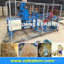 Máquina de fabricación de las lanas de madera 600-800kg / H para el tablero de afeitar, máquina de las lanas de madera para el panel acústico