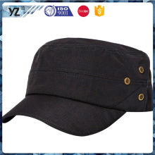 New and hot different types custom men military cap for promotion