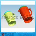 Super quality diamond polish plastic injection kettle mold