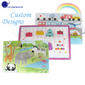 Kids 1000 Pieces Custom Wooden Jigsaw Puzzle