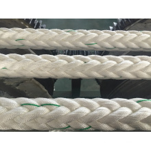 12 Strand Mooring Rope Polyester Rope Mooring Rope PP Rope