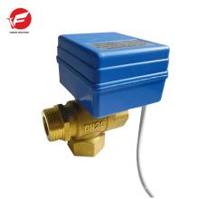 La válvula de drenaje automática atlas copco más duradera 12v de drenaje de agua