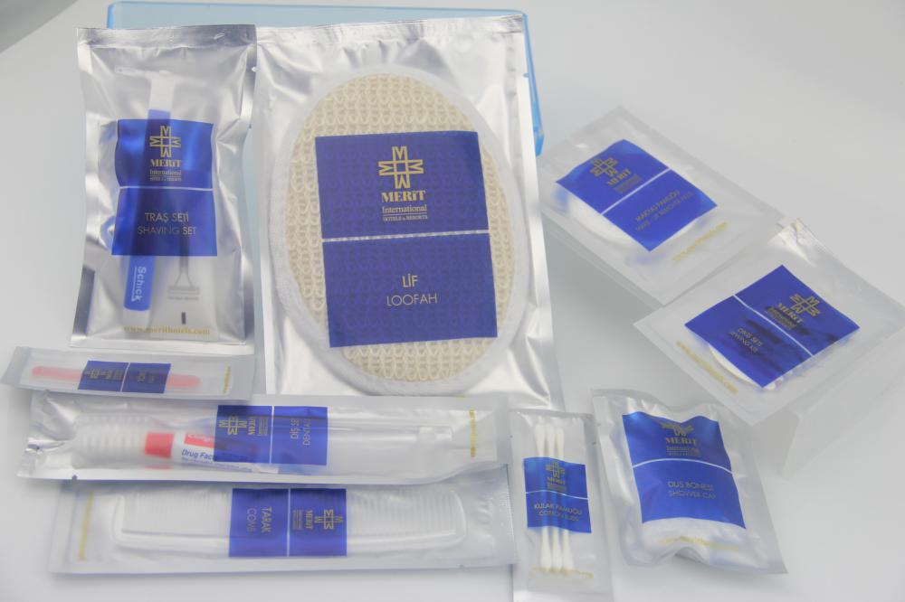 Unique Hotel/Motel Amenities Flow Pack