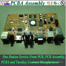 CEM-3 carte PCB avec des relais utilisés pour le contrôle industriel PCB rapide pcb prototype audio pcba