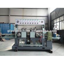 QJ877A-8-2 neue Design Glas Schleifmaschine mit 8 Spindeln