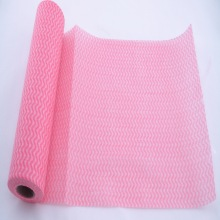 Good Quality Nonwoven Spunlace Cloth Roll for Household