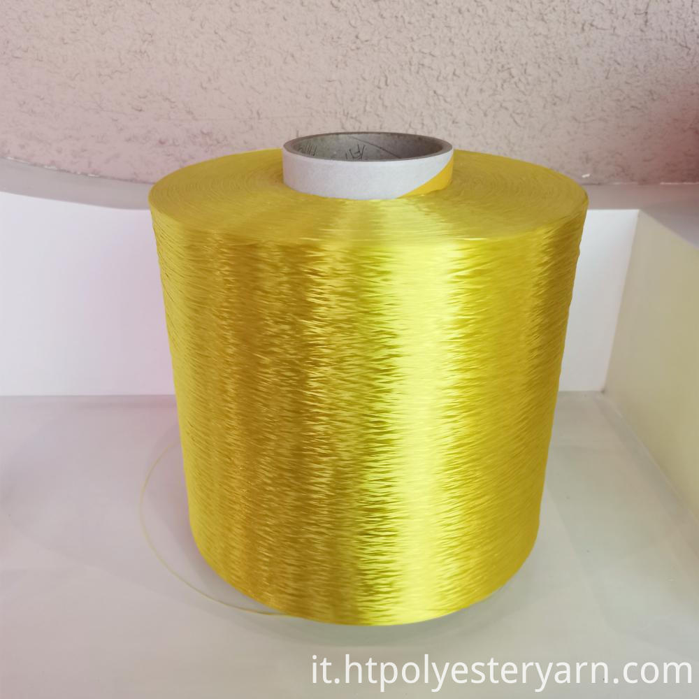 Dope Dyed Low Denier Polyester Filament