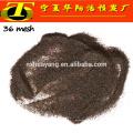 Korn 24 # 36 # 46 # Sand, der braunes verschmolzenes Aluminiumkorn körnt
