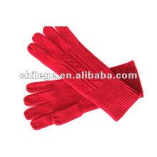 Mitaines et gants en tricot cachemire