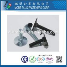 Hecho en Taiwán Aluminio de alta calidad Fanged Elevador Bolt