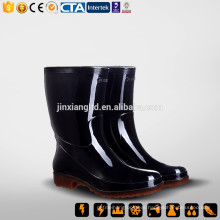 CE S5 China New Rubber & PVC Rain Boot & PVC insulative injection boots