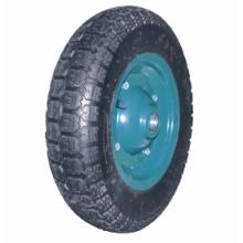 Schwere pneumatische Rubber Wheel 14 * 3.50-7
