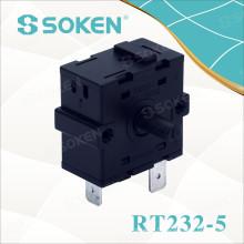 Soken Commutateur rotatif de chauffage électrique
