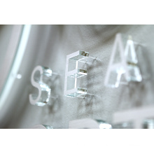 3D Office Acrylic Letter Sign Board