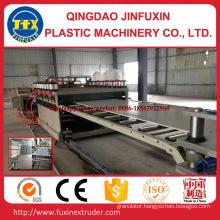 PVC Construction Crust Foam Plate Plant