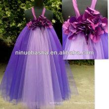 З-397 цветами ручной работы тюль юбка платье девушки цветка