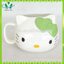 2014 Wholesale Hello Kitty Creative Ceramic cup