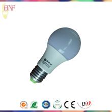 Ampoule solaire de sonde de A60 5W / 7W LED pour DC 12V / 24V