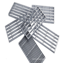 hot dipped galvanized/stainless steel grate sump bar grating price in metal building materials