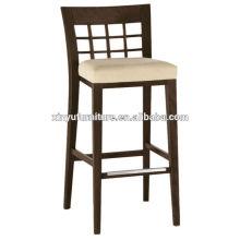 Cross back hote bar chair XYH1052