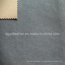 Cuero transpirable de alta calidad de los muebles de la PU (QDL-FB0009)