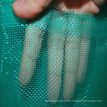 18X16 High Quality Green Color Plastic Window Screen