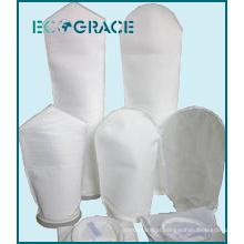 Resistente ao ácido poliéster tecido filtro filtro de líquido