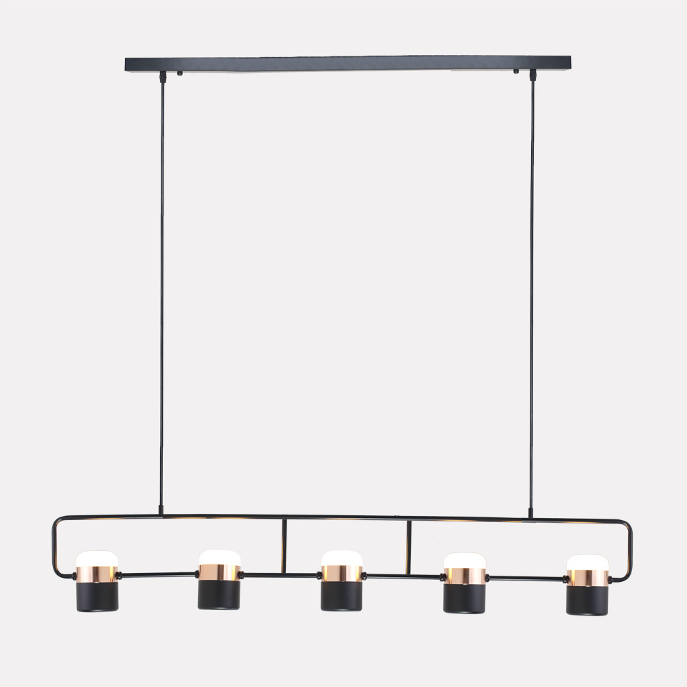 Metal Hanging Light Fixtures