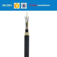 ADSS All-Dielectric self-supporting aerial ADSS fiber optic cable with 100m 200m span