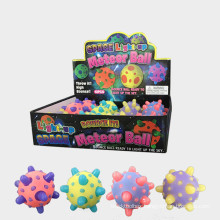 Hot-selling pet toy double-layer luminous meteor