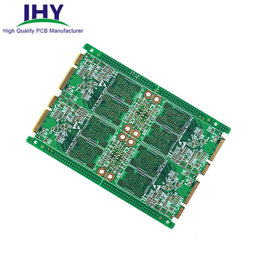 HASL Fr4 Custom PCB Prototyping Fabrication