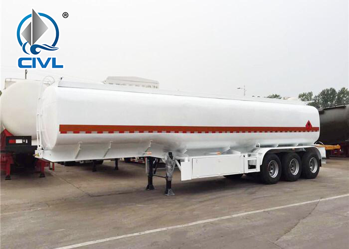 Fuel Tank Semi Trailer 16