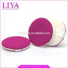Natürliche weiche SBR Kosmetik Make-up Schwamm Blätterteig in unterschiedlicher Form und Farbe