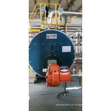 Caldeira a vapor com óleo diesel para moinho de dimensionamento