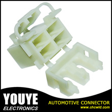 Mg610267 PA66 Unsealed Ket 4 Pin Female Cable Connector for Automobile