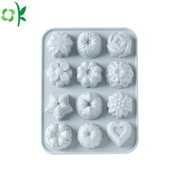 New Food Grade Silicone Soap Mould för köksredskap