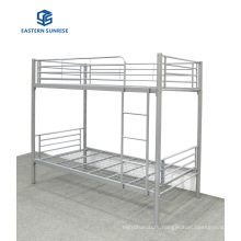 Chinese Factory Modern Living Room Furniture Dormitory Metal Mesh Bed
