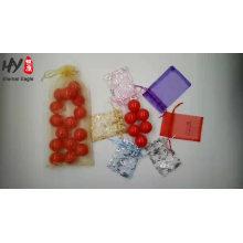 Best sale drawstring organza gift pouch