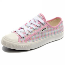 2014 student canvas shoes cloth shoe for students