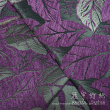 Jacquard Chenille Polyester Upholstery Fabric for Home Textile