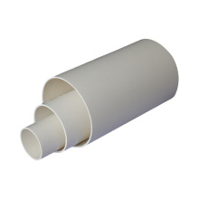 High quality water flow pvc pvc-u drain pipes from china manufacturer