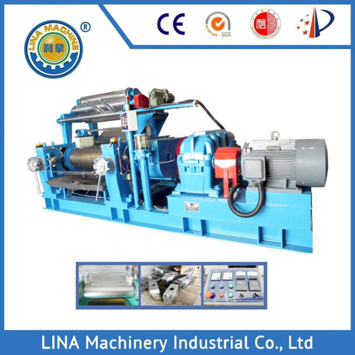 Two Roll Mill Machine