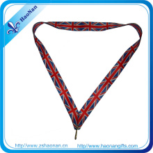 High Quality Custom Medal Ribbon with No Minimum Order
