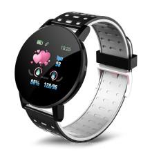 smart bracelet 119plus IP68 waterproof smart watch