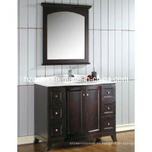 Mueble de baño de madera Epresso (BA-1108)
